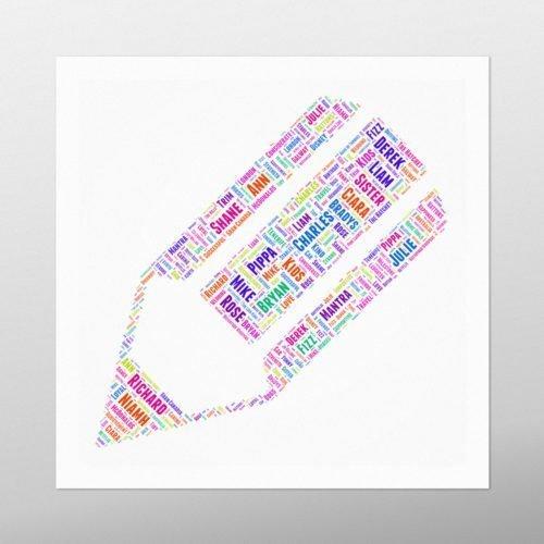 Pencil   wordbird.ie   Word Art Samples