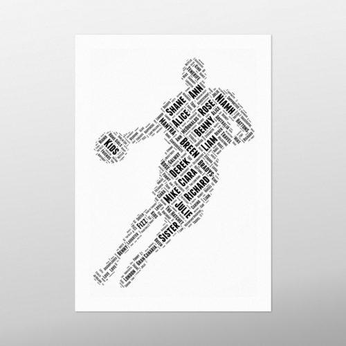 Word Art Prints by wordbird.ie