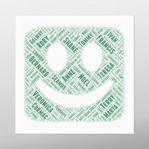 Emoji | wordbird.ie | Word Art Prints