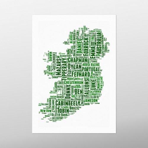 Ireland | wordbird.ie