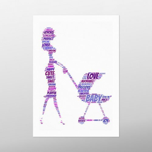 Word Art Prints by wordbird.ie