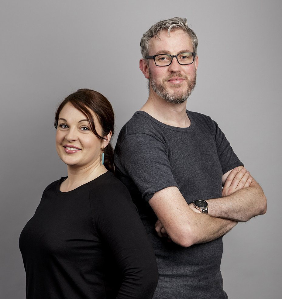 Orla & Ronan Ward | wordbird.ie | homebird.ie | Homebird Design